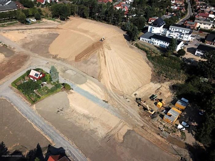 Sanierung der Hausmülldeponie Finkenkamp abgeschlossen