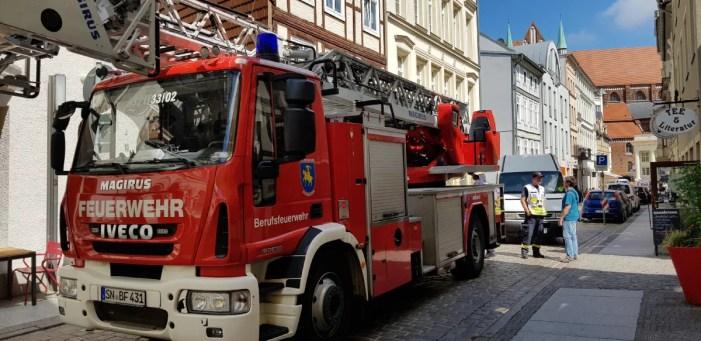 Schwerin: Europäischer Tag des Notrufs 112