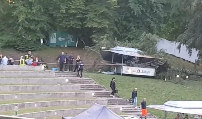 Unglück Freilichtbühne Schwerin: Verletzte außer Lebensgefahr