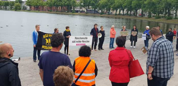 Seenotrettung: Schweriner senden Botschaft an Politik