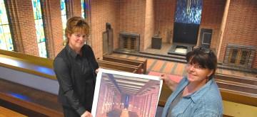 Schwerin: Trauerhalle kurz vor Fertigstellung