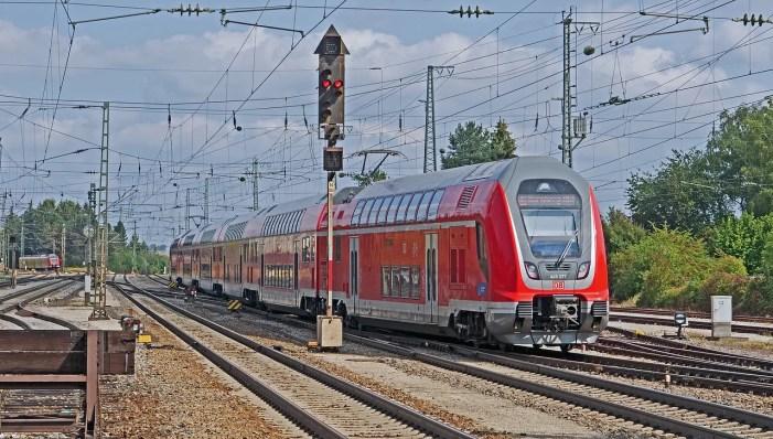 Schwerin: Zugtoilette als Versteck