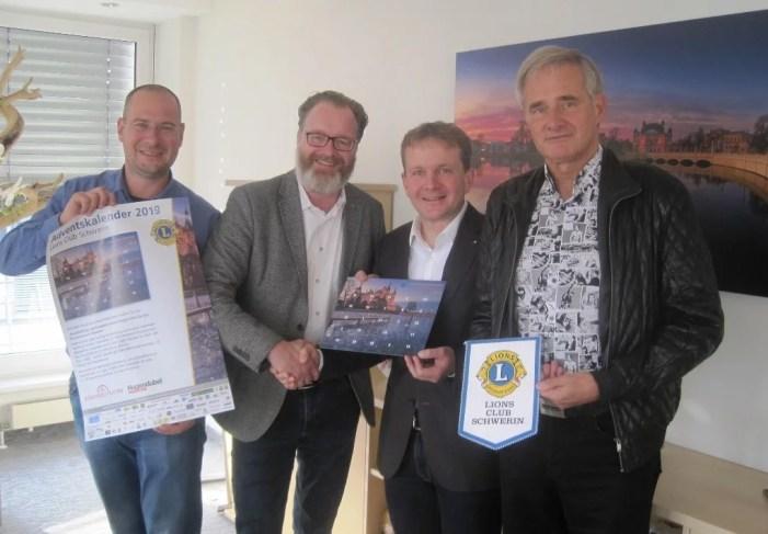 Schwerin: Wieder ein LIONS-Adventskalender