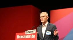 Schwerin: Helmut Scholz spricht über Europa