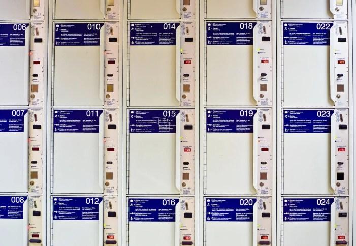 Schwerin: Gepäck-Schließfächer sind gefragt