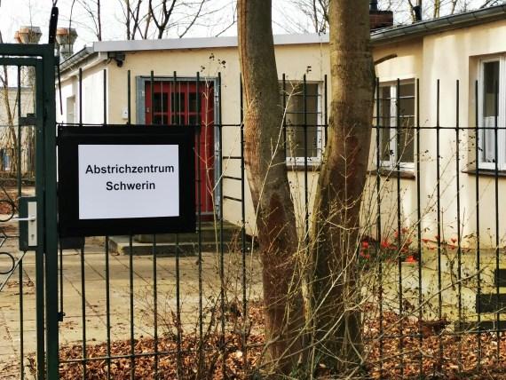 Schwerin: Abstrichzentrum zieht demnächst um