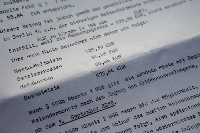 Schwerin: Mieterhöhungen der WGS in der Kritik