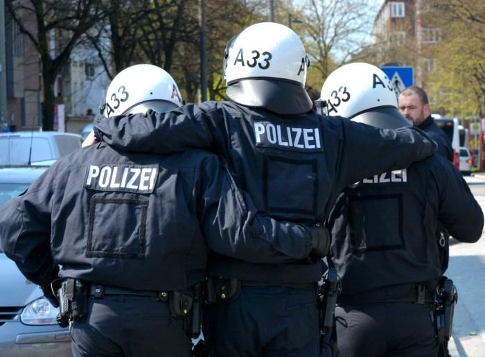 Schwerin: Gewalt gegen Polizei nimmt zu