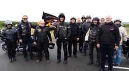Schwerin: Biker demonstrieren gegen Fahrverbote
