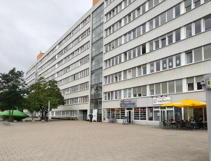 Schwerin: Gewerbliche Großflächen vermietet