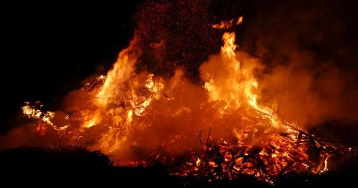 Schwerin: Feldbrand vernichtet 40 Hektar Getreide