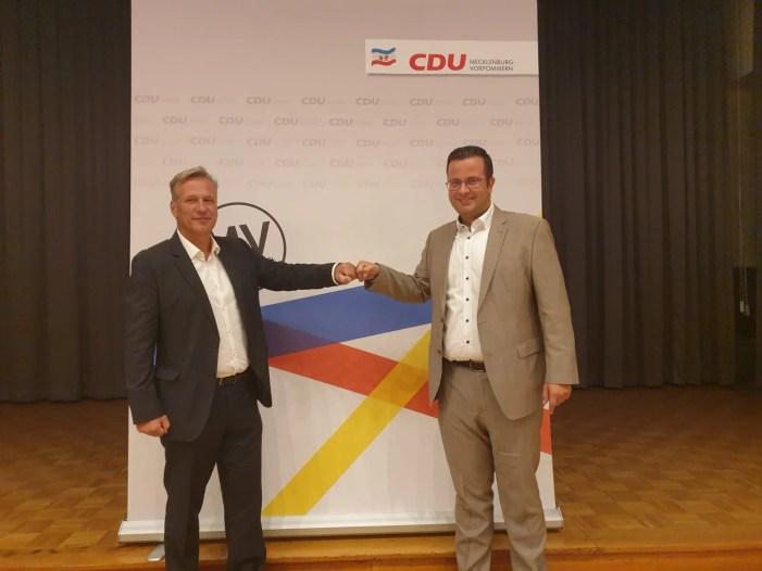 Schwerin: Stadt-CDU stellt die Weichen für 2021