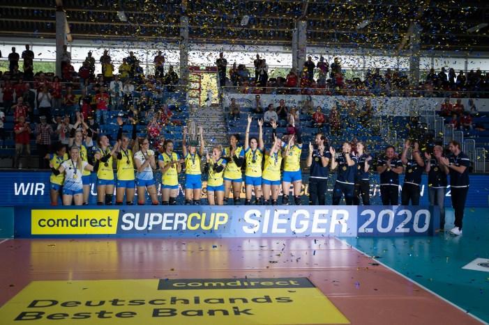 Schwerin: Damen des SSC gewinnen Supercup