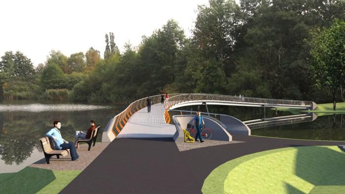 Schwerin: Baubeginn für umstrittene Brücke