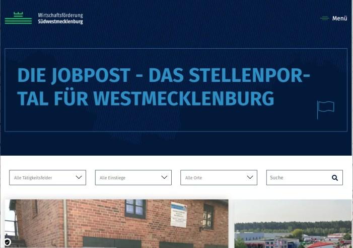 Schwerin: Pendlerpost wird zur digitalen Jobpost