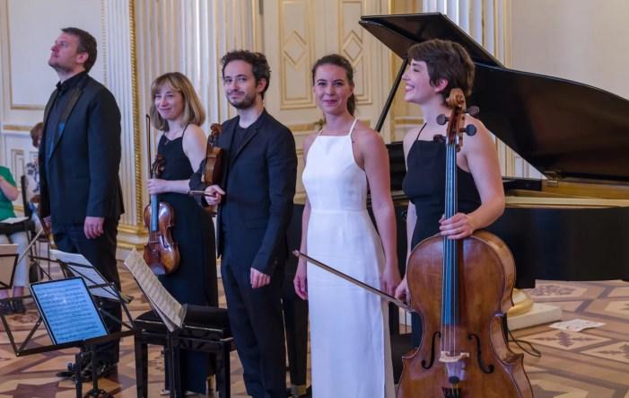 Ein grandioses Wiedersehen – der Konzertverein präsentiert das neue Trio Sōra mit und vor Freunden