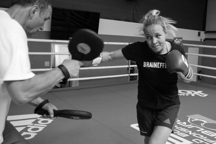 Box-Workshop für Frauen mit Olympia-Kampfrichterin Susann Köpke