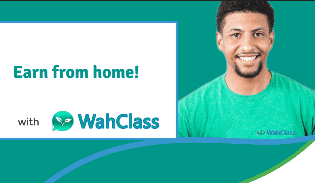 Make Money With WahClass