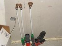 Wasseranschluss   schwoererhausbaublog