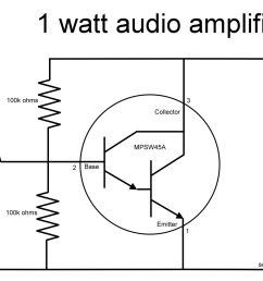 simple amplifier schematic wiring diagram val simple amp schematics chapter 10 computers and electronics build a [ 1694 x 1043 Pixel ]