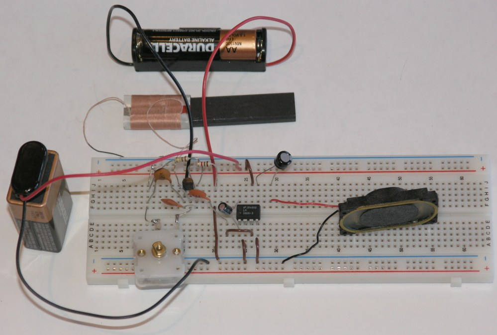 medium resolution of chapter 10 computers and electronics build a simple integrated circuit amplifier