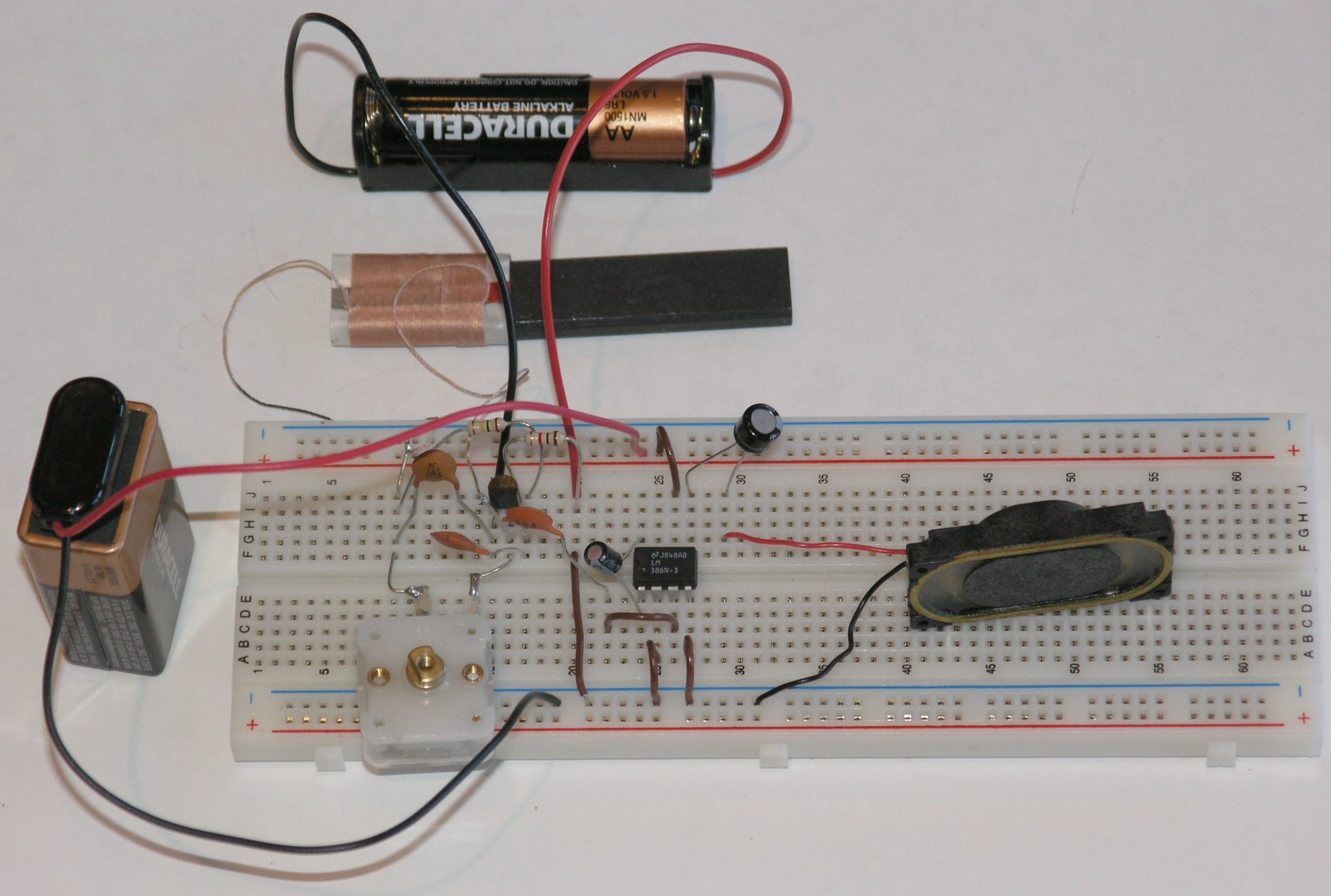 hight resolution of chapter 10 computers and electronics build a simple integrated circuit amplifier
