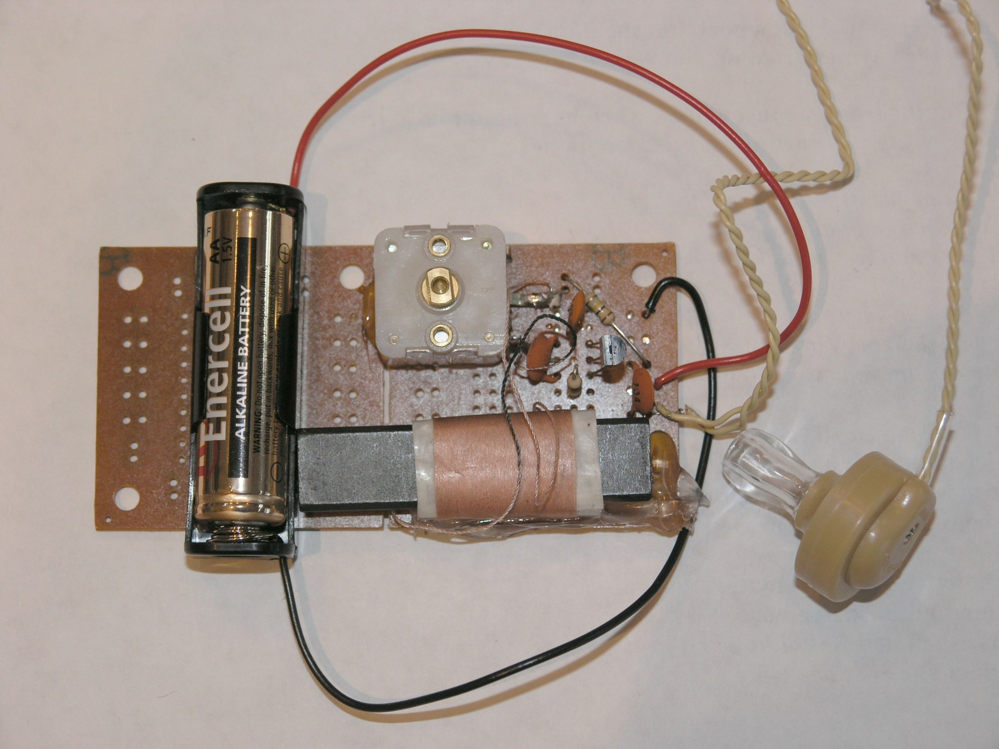 hight resolution of making the circuit permanent
