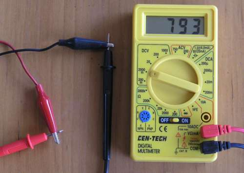 small resolution of chapter 10 computers and electronics homemade electronic digital thermometer