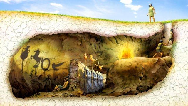 Risultati immagini per il mito della caverna platone riassunto breve