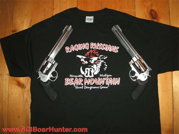 Bear Mountain & Smith and Wesson. . . What a great combination!