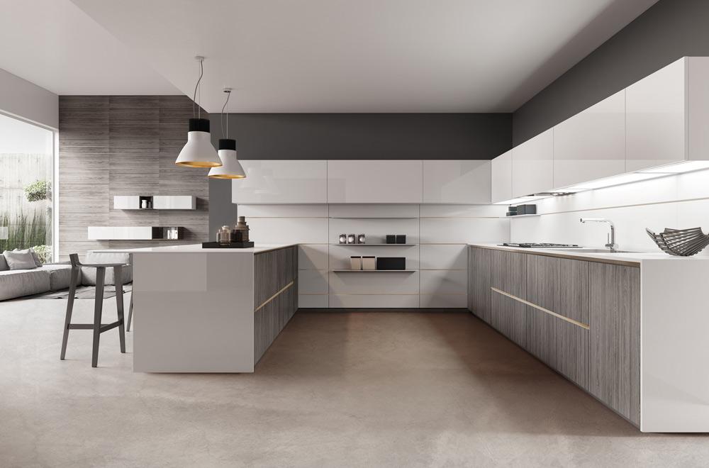 Altezza Pensili Cucina - Idee per la progettazione di ...