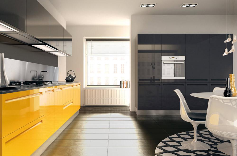 Cucina Campiglio  LAB Kitchens Collection  SCIC Italia