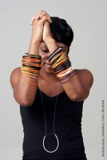 Andrea Auer_cabling bangles