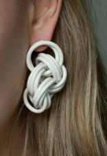 Andrea Auer_cabling earring