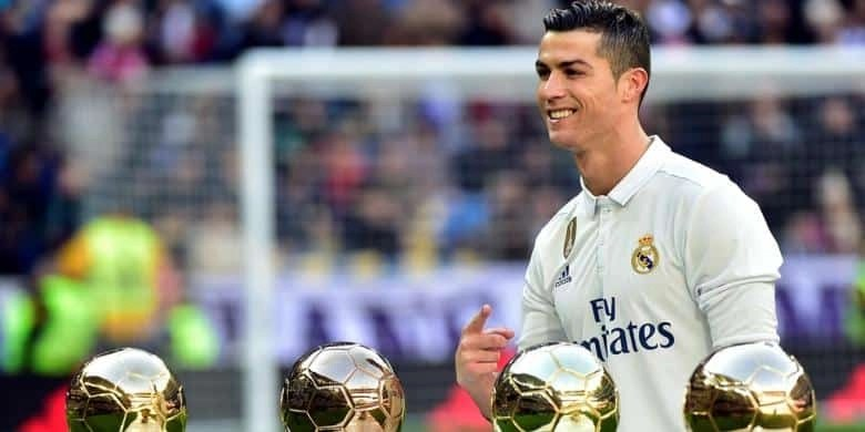 Record-breaker Cristiano Ronaldo in numbers