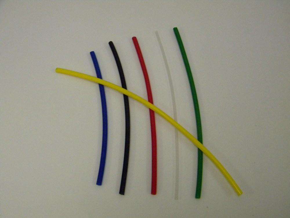 medium resolution of linear low density colored polyethylene tubing cat bb31674 4 50 roll