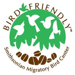 Bird Friendly Certification Logo