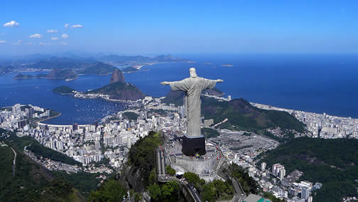 Christ statue on Corcovado Mountain