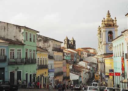 Salvador Historic District