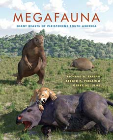 Megafauna book cover