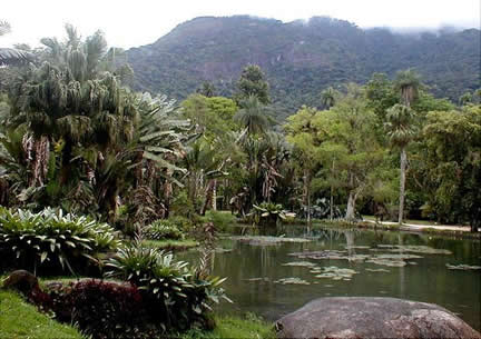 Friar Leandro's Lake