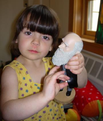 Sophia and Darwin