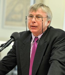 Walter Dörhage (Foto: Hochschule Bremen/Michael Bahlo)