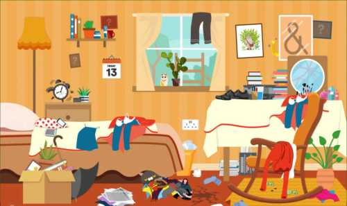 small resolution of Housing and Clothing - Lesson for Class 3