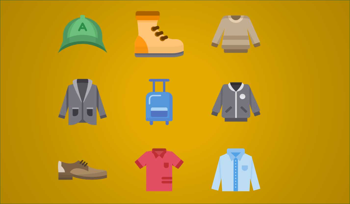 hight resolution of Clothing - Lesson for Class 4