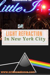 Light Refraction in New York City-http://sciencealcove.com/2014/10/light-refraction-new-york-city/