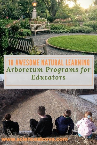 18 Awesome Natural Learning Arboretum Programs for Educators
