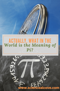 Actually, What in the World is the Meaning of Pi?-http://sciencealcove.com/2018/03/the-meaning-of-pi/
