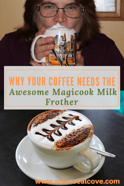 Why Your Coffee Needs the Awesome Magicook Milk Frother