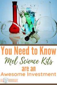 Mel Science kits